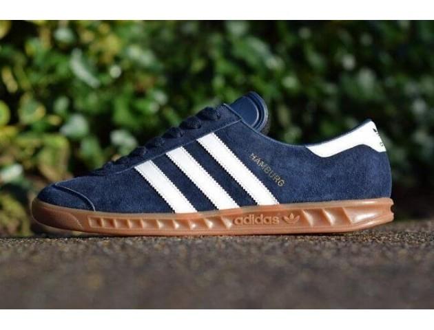 Кроссовки Adidas Originals Hamburg Blue