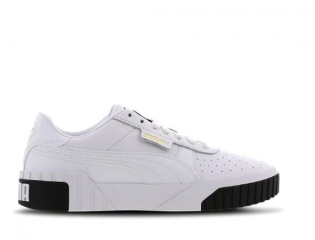 Кроссовки Puma Cali White/Black