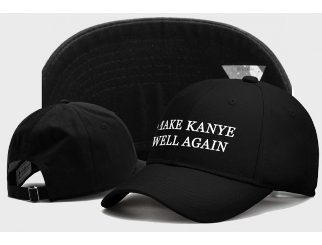 Кепка Cayler & Sons Black Make Kanye Well Again