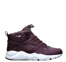 Кроссовки Nike Air Huarache Winter Bordo