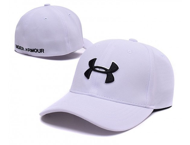 Кепка Under Armour White