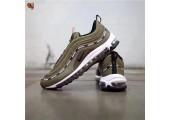 Кроссовки Undefeated x Nike Air Max 97 Olive - Фото 6