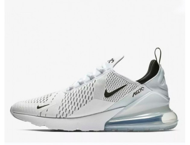Кроссовки Nike Air Max 270 White/White/Black