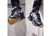 Кроссовки Adidas x Raf Simons Ozweego 2 Bunny Core Black - Фото 8
