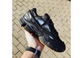 Кроссовки Adidas x Raf Simons Ozweego 2 Bunny Core Black - Фото 4