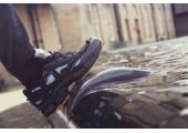 Кроссовки Adidas x Raf Simons Ozweego 2 Bunny Core Black - Фото 6