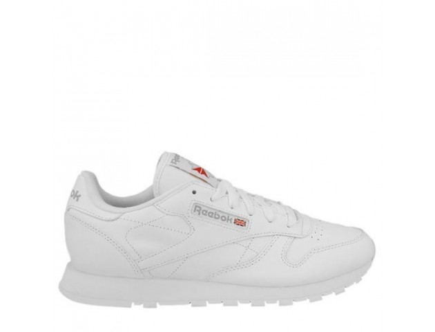 Оригинальные кроссовки Reebok Classic Leather All White