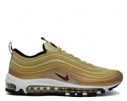 Кроссовки Nike Air Max 97 Premium Gold