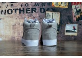 Кроссовки Nike Dunk Hight Grey С МЕХОМ - Фото 2