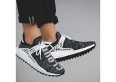 Кроссовки Pharrell Williams x Adidas NMD Human Race Core Black/White - Фото 3