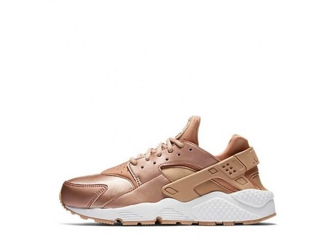 Кроссовки Nike Air Huarache Rose Gold