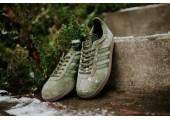 Кроссовки Adidas Gazelle Olive Green - Фото 3