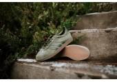 Кроссовки Adidas Gazelle Olive Green - Фото 2