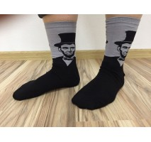 Носки Lincoln Black and Grey