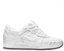 Кроссовки Asics Gel Lyte III Grand Leather White