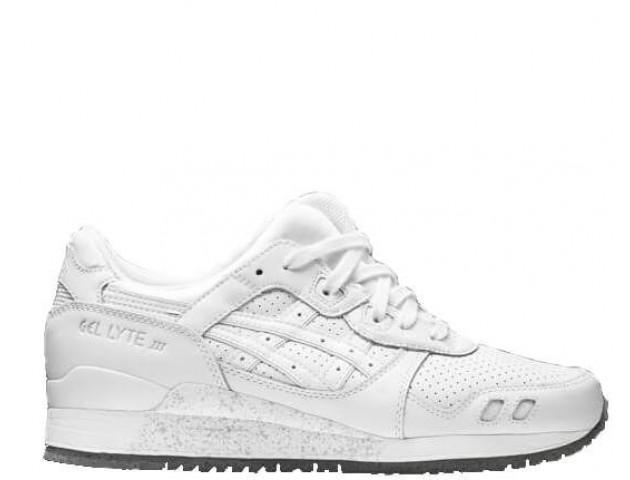 Кроссовки Asics Gel Lyte III Grand Leather White