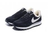 Кроссовки Nike Internationalist Black/Milk White С МЕХОМ С МЕХОМ - Фото 3