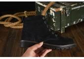 Ботинки Adidas Ransom Original Boot Black С МЕХОМ - Фото 2