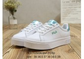 Кеды Fila FusionWhite/Light Blue - Фото 7