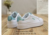 Кеды Fila FusionWhite/Light Blue - Фото 3