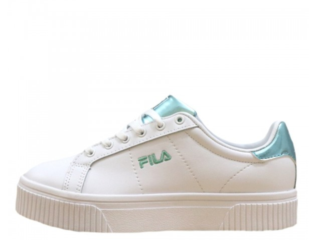 Кеды Fila FusionWhite/Light Blue