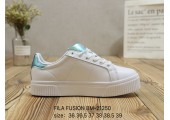 Кеды Fila FusionWhite/Light Blue - Фото 8