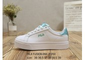 Кеды Fila FusionWhite/Light Blue - Фото 9
