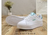 Кеды Fila FusionWhite/Light Blue - Фото 6