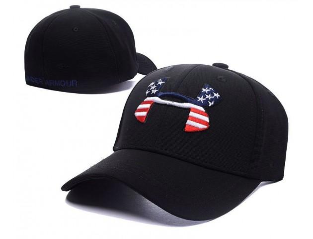 Кепка Under Armour Black/USA