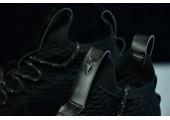 Баскетбольные кроссовки Nike LeBron 15 Black Gum - Фото 5