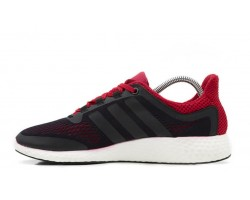 Кроссовки Adidas Pure Boost Red/Black