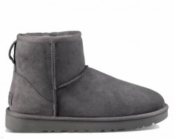 UGG CLASSIC MINI II BOOT GREY