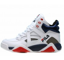 Кроссовки Fila Vita White/Blue/Red