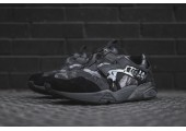 Кроссовки Puma X Bape Disc Blaze Black/Camo - Фото 1