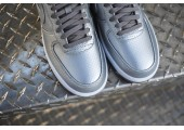 Кроссовки Nike Air Force 1 07 LV8 Dream Team-Metallic Silver - Фото 8