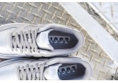 Кроссовки Nike Air Force 1 07 LV8 Dream Team-Metallic Silver - Фото 5