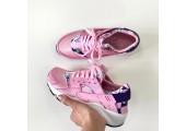 Кроссовки Nike Air Huarache Pink Floral - Фото 4