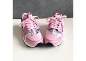 Кроссовки Nike Air Huarache Pink Floral - Фото 7