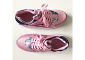 Кроссовки Nike Air Huarache Pink Floral - Фото 3