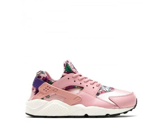Кроссовки Nike Air Huarache Pink Floral