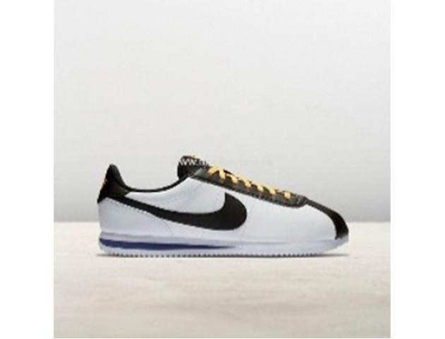 Кроссовки Nike Cortez Premium White/Coal