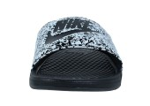Шлепанцы Nike Benassi JDI Print Black/Whte - Фото 4