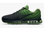 Кроссовки Nike Air Max 2017 Black/Palm Green - Фото 6