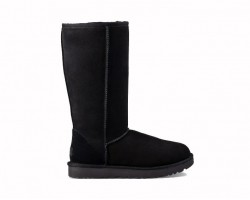 UGG CLASSIC TALL II BOOT BLACK
