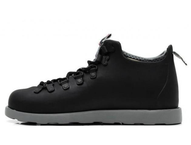 Ботинки Native Fitzsimmons Black/Grey
