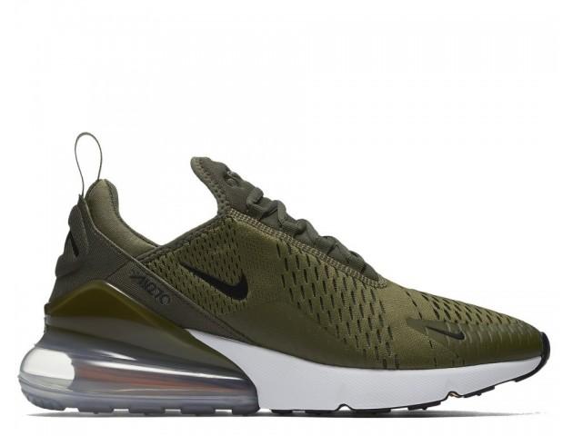 Кроссовки Nike Air Max 270 Medium Olive