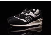 Кроссовки New Balance 997 White/Black - Фото 4