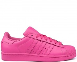 Кроссовки Adidas Pharrell Williams Superstar Supercolor Rose