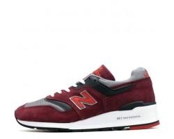Кроссовки New Balance M997 Red