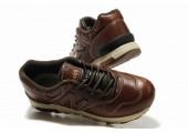 Кроссовки New Balance 1400 Brown - Фото 2